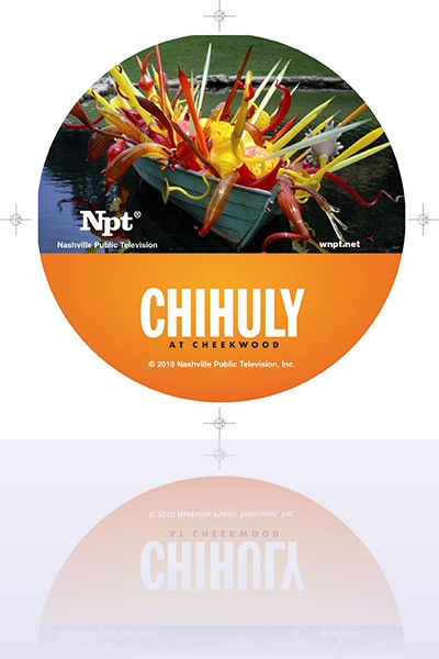 Chihuly - Label