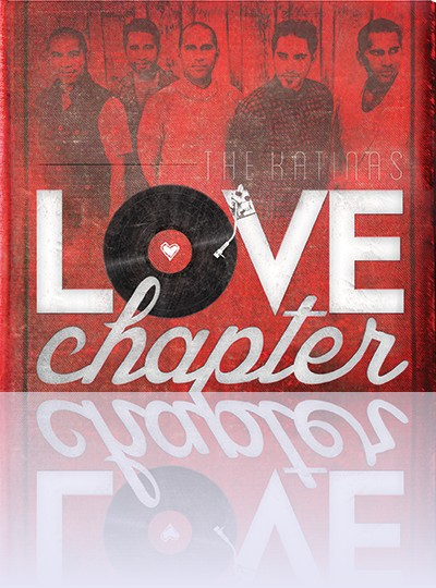 Love Chapter Digipack - Cover